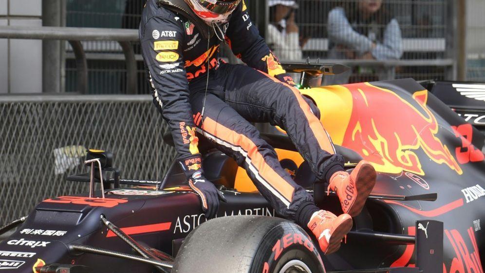 Verstappen kritisiert Vettel nach dem Qualifying - Bildquelle: AFPSID