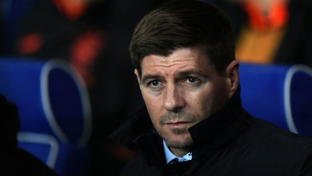 Gerrard und die Rangers zeigen Größe - Bildquelle: AFPSIDANDY BUCHANAN