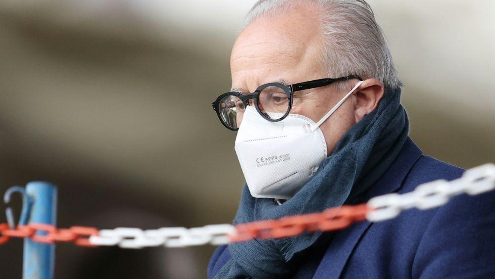Fritz Keller will sich vor DFB-Sportgericht verantworten - Bildquelle: FIROFIROSID