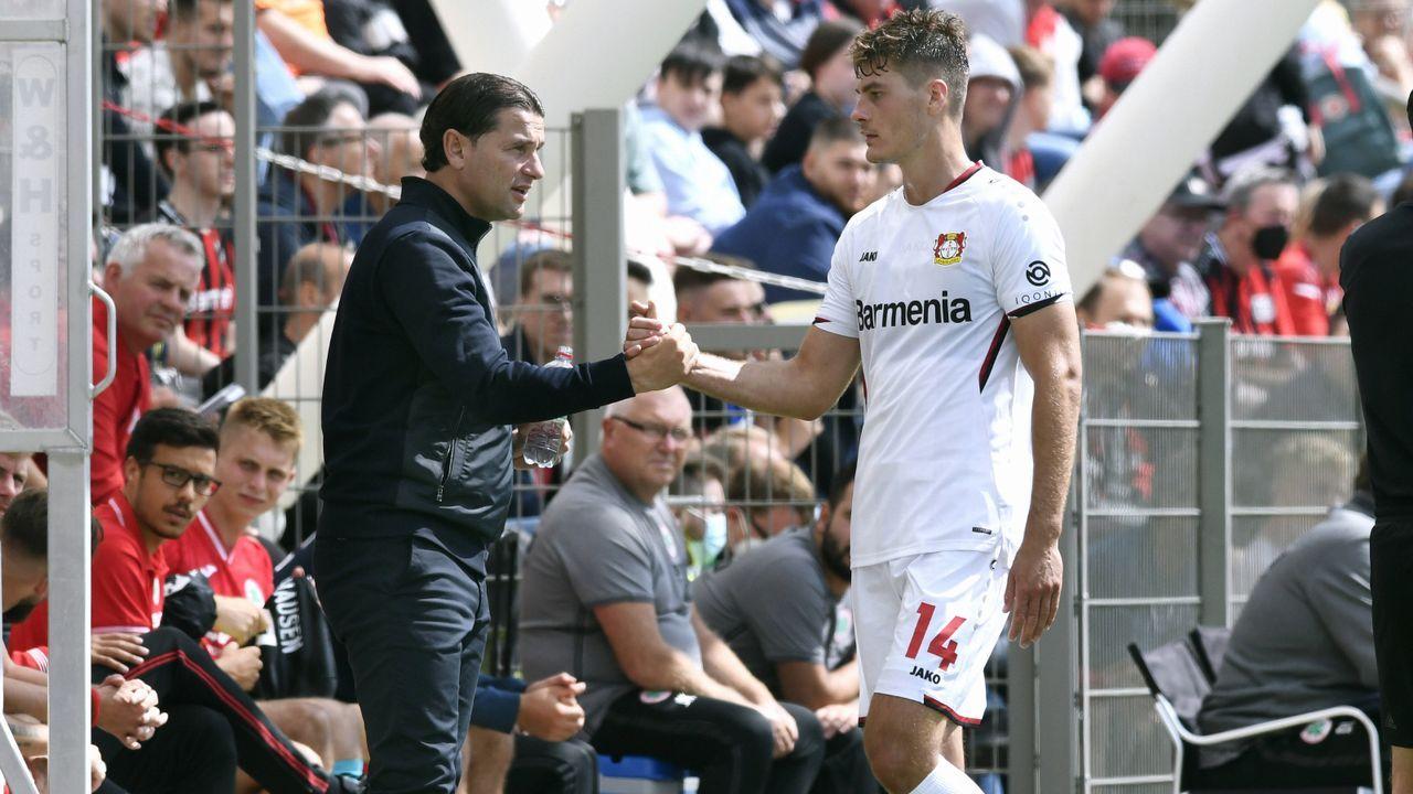 Bayer 04 Leverkusen - Bildquelle: Imago