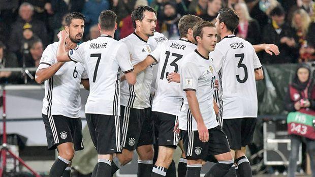 Deutschland gegen Nordirland - Bildquelle: imago/Jan Huebner