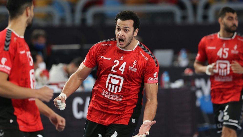 Ägypten zog durch ein 25:25 in die nächste Runde ein - Bildquelle: AFPPOOLSIDMOHAMED ABD EL GHANY
