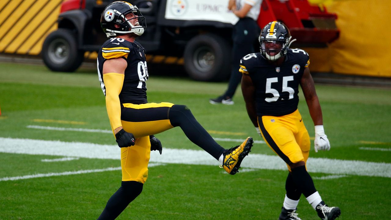 Defense: Pittsburgh Steelers - 20 Punkte - Bildquelle: getty