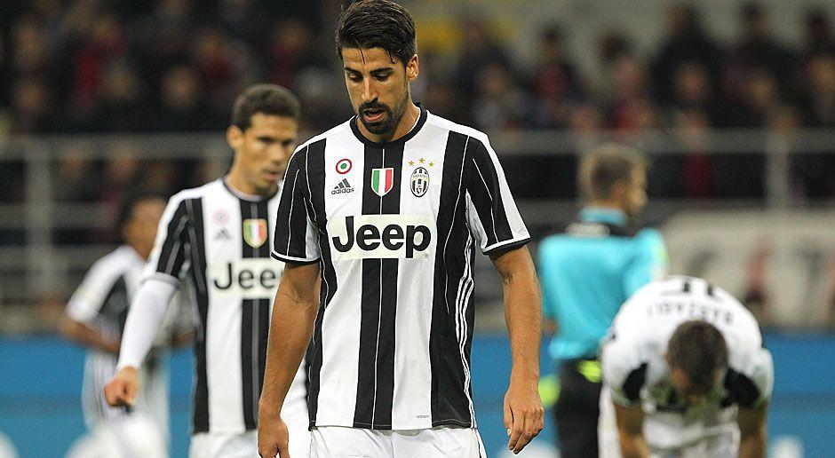 Defensiver Mittelfeldspieler: Sami Khedira (Juventus Turin) - Bildquelle: 2016 Getty Images