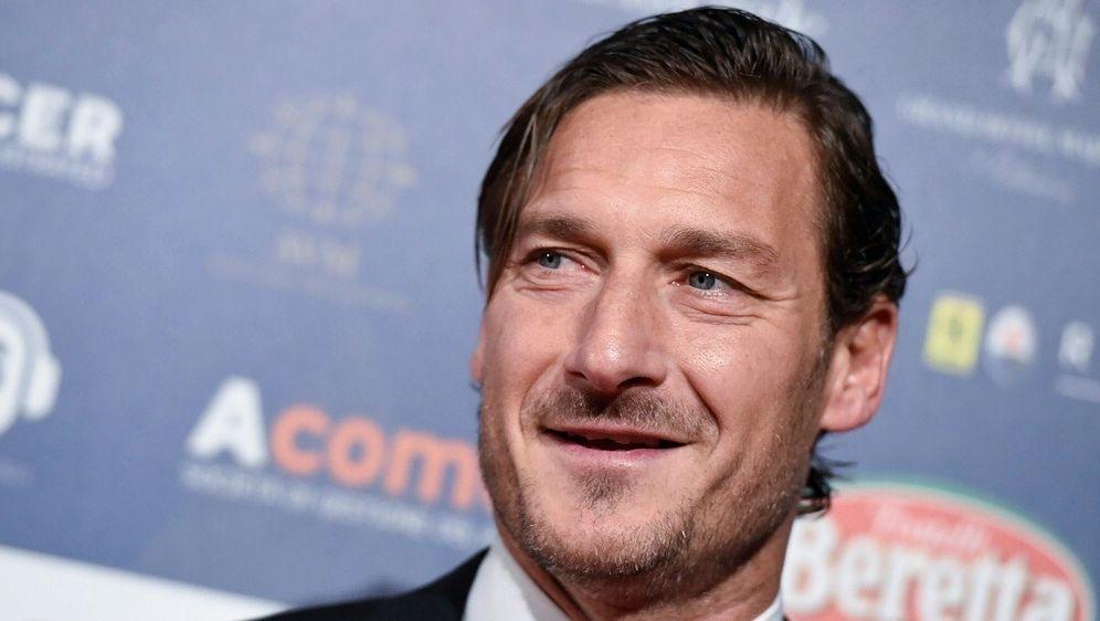 Totti soll neuer Sportdirektor bei der Roma werden - Bildquelle: AFPSIDMIGUEL MEDINA