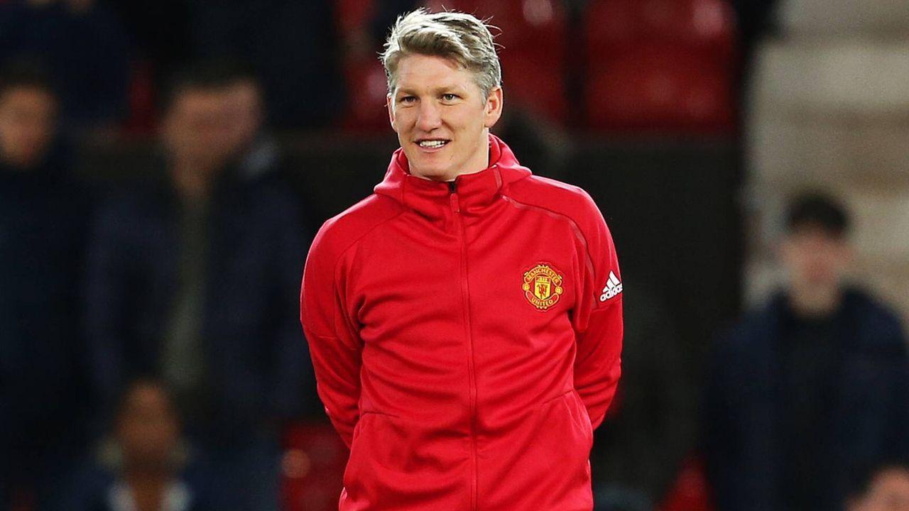 Bastian Schweinsteiger (ehemals Manchester United) - Bildquelle: imago/Sportimage