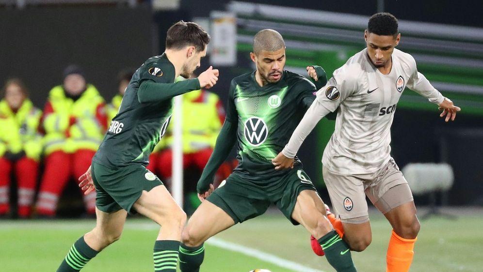 Wolfsburg verliert zu Hause gegen Donezk - Bildquelle: AFPSIDDARIUS SIMKA