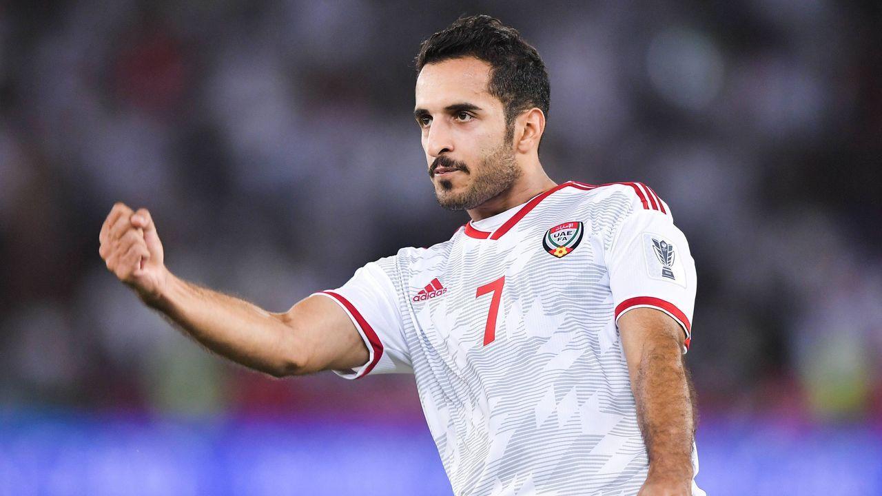 Platz 7: Ali Mabkhout (Vereinigte Arabische Emirate) - Bildquelle: imago/Imaginechina