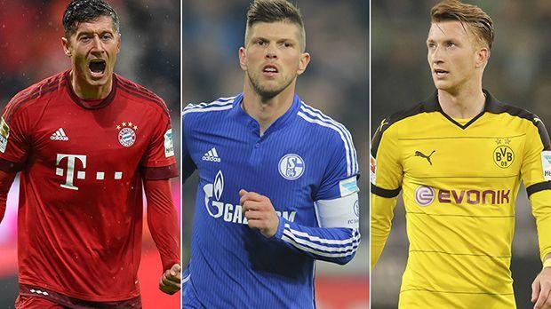 Alu-Könige: Die Bundesliga-Spieler mit den meisten Pfosten-Treffern - Bildquelle: imago