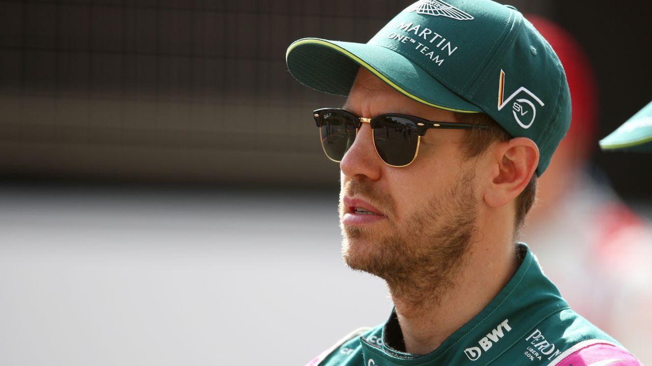 Verlierer: Sebastian Vettel - Das Pech bleibt ihm treu - Bildquelle: 2021 Getty Images