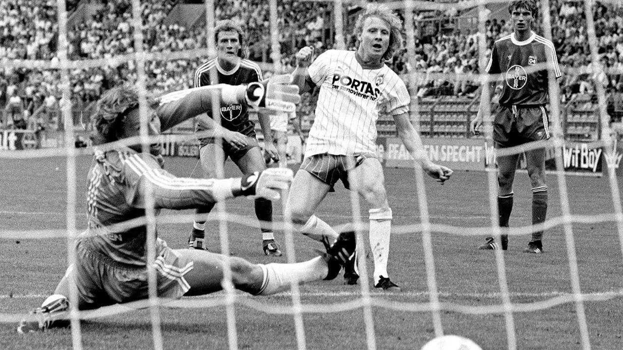 Bayer Leverkusen - Bildquelle: Imago