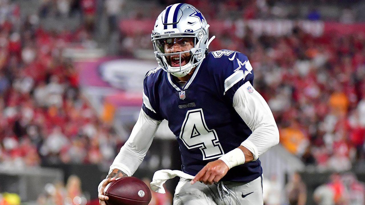 1. Spieltag - Dak Prescott (Dallas Cowboys) - Bildquelle: 2021 Getty Images