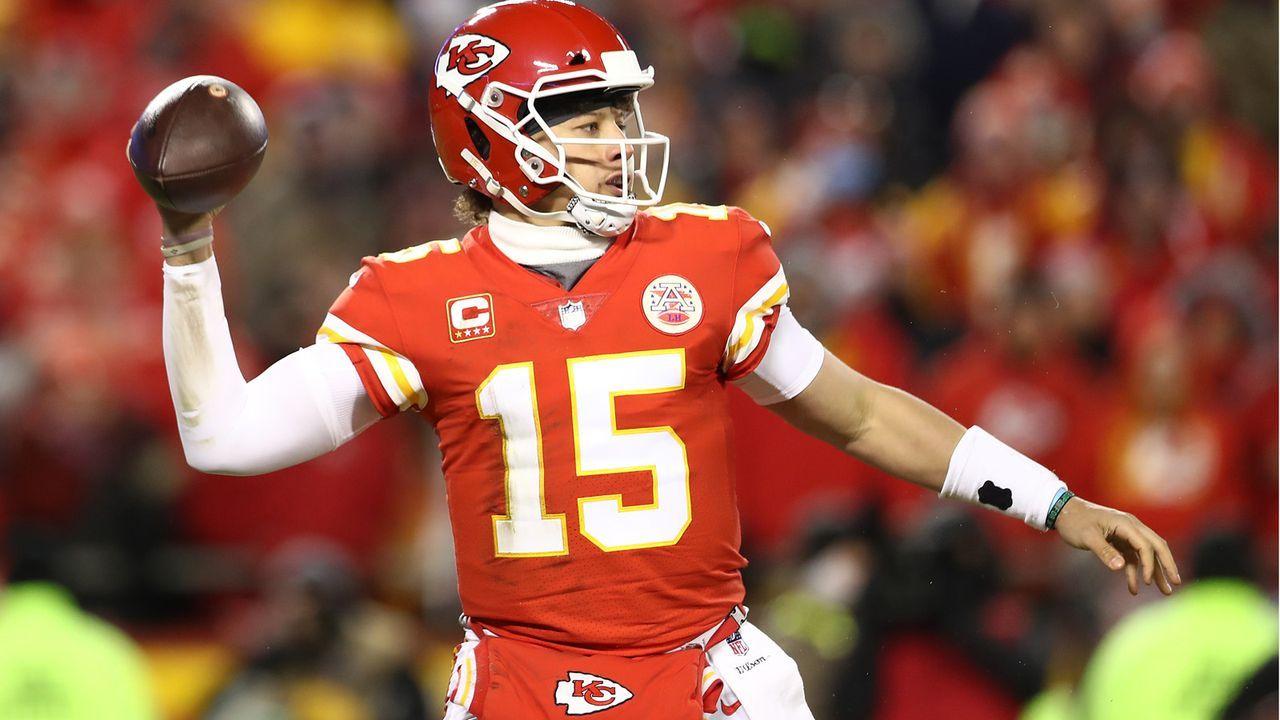 Patrick Mahomes - NFL-Spieler der Saison - Bildquelle: 2019 Getty Images