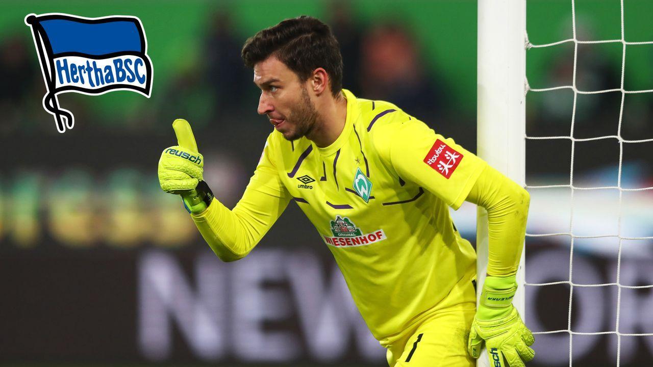 Jiri Pavlenka (SV Werder Bremen) - Bildquelle: 2019 Getty Images