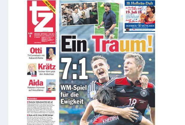 """Münchner """"tz"""" - Bildquelle: Münchner """"tz"""""""