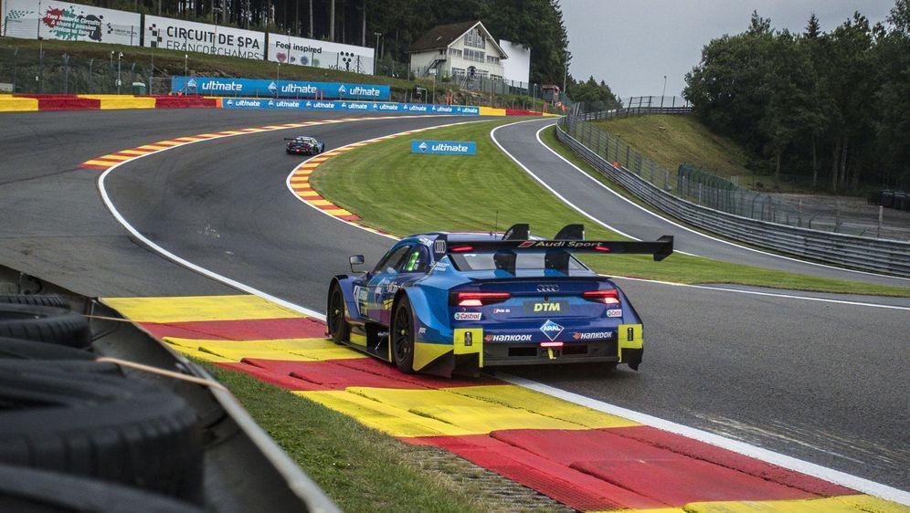 Der Schnellste im Qualifying: Robin Frijns zeigt seinen DTM-Konkurrenten in ... - Bildquelle: imago