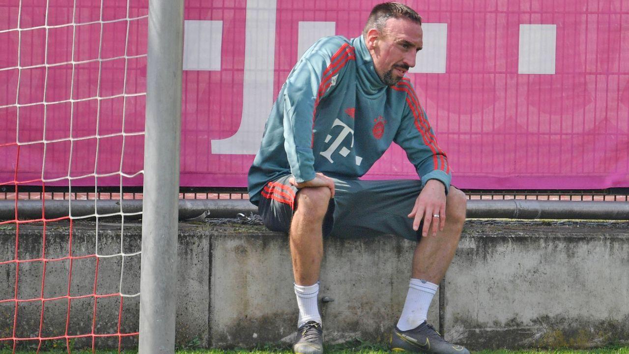 Franck Ribery (FC Bayern München) - Bildquelle: imago