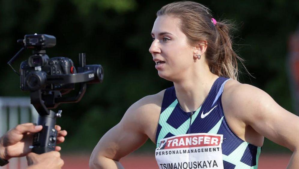 Wirbel um die belarussische Sprinterin Timanowskaja - Bildquelle: imago