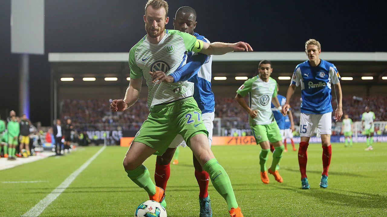 2018: VfL Wolfsburg vs. Holstein Kiel - Bildquelle: Getty Images