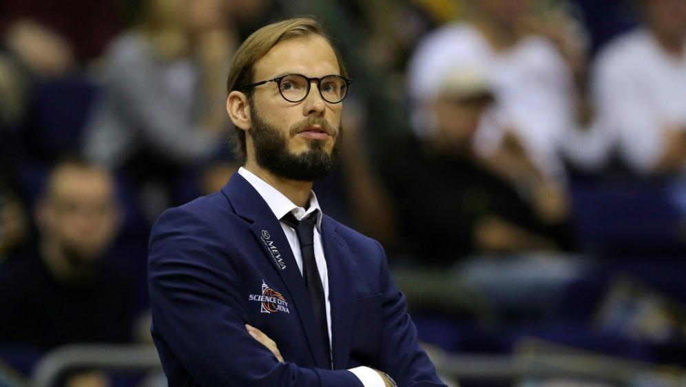Neuer Chefcoach Björn Harmsen bei Mitteldeutscher BC - Bildquelle: PIXATHLONPIXATHLONSID