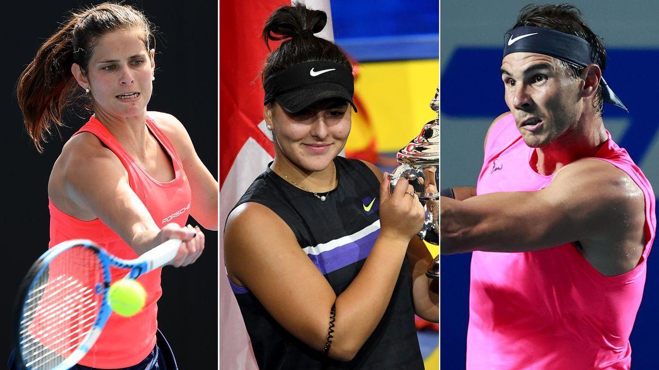 US Open 2020: Diese Stars haben wegen der Corona-Pandemie abgesagt - Bildquelle: Getty Images