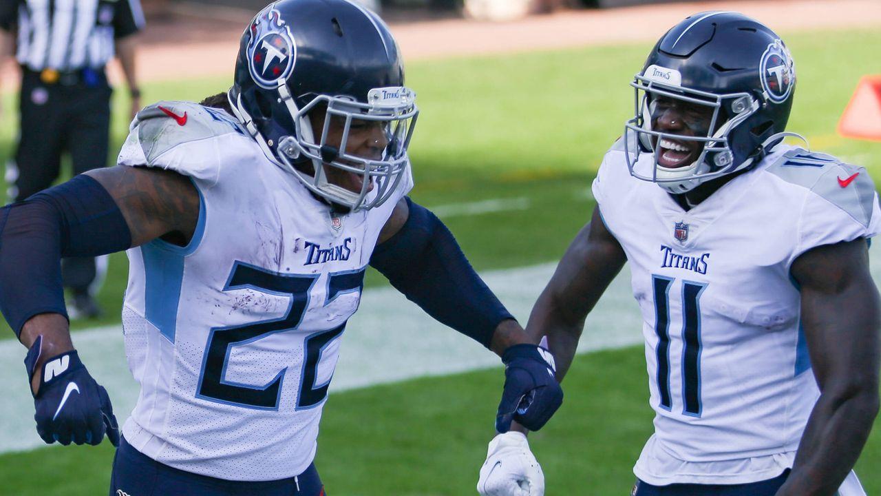 Tennessee Titans - mit voller Offensiv-Power zum großen Wurf? - Bildquelle: imago images/Icon SMI