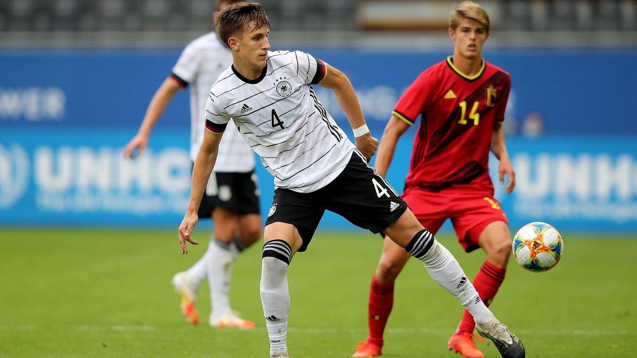 Abwehr: Nico Schlotterbeck (1. FC Union Berlin) - Bildquelle: 2020 Getty Images