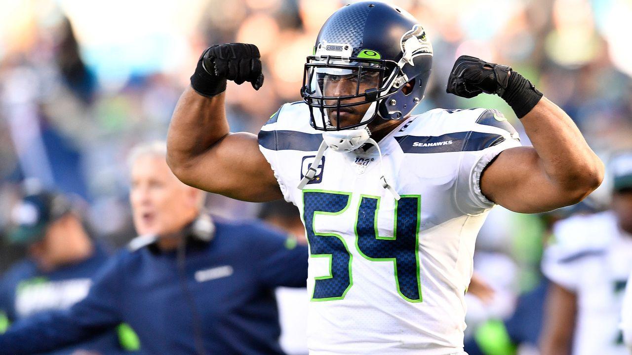 Linebacker: Bobby Wagner (Seattle Seahawks) - Bildquelle: 2019 Getty Images