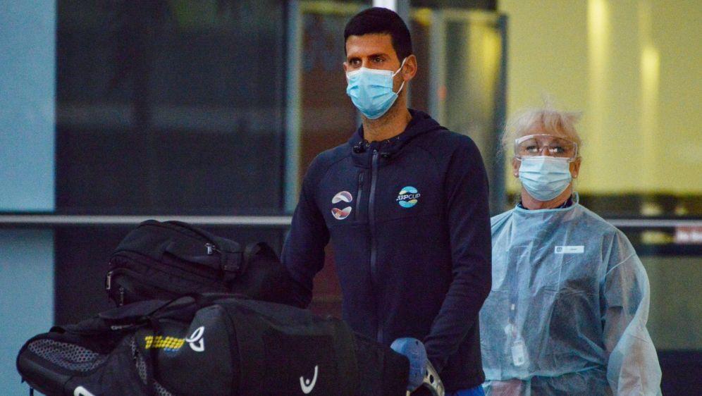 Stars wie Djokovic im Blickpunkt - Bildquelle: AFPSIDBRENTON EDWARDS