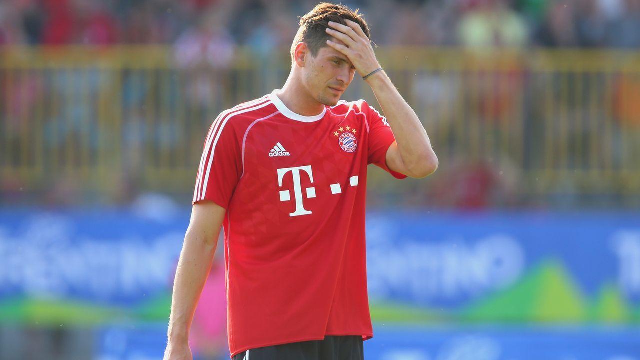 Durchhänger in München - Bildquelle: 2013 Getty Images
