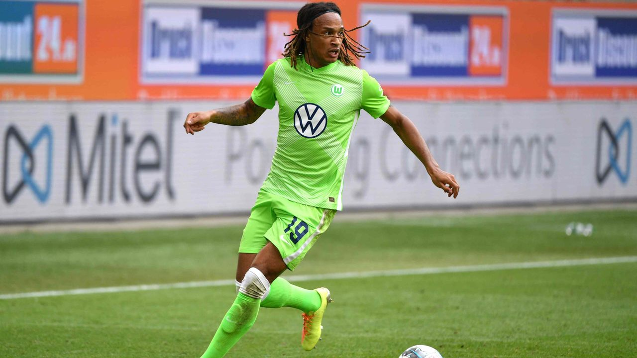 Abwehr: Kevin Mbabu (VfL Wolfsburg)  - Bildquelle: imago
