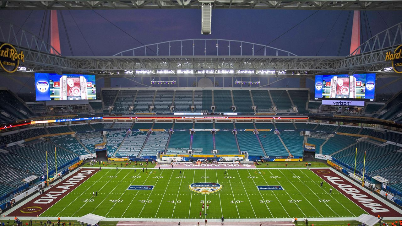 Miami Dolphins: Hard Rock Stadium - Bildquelle: Getty Images