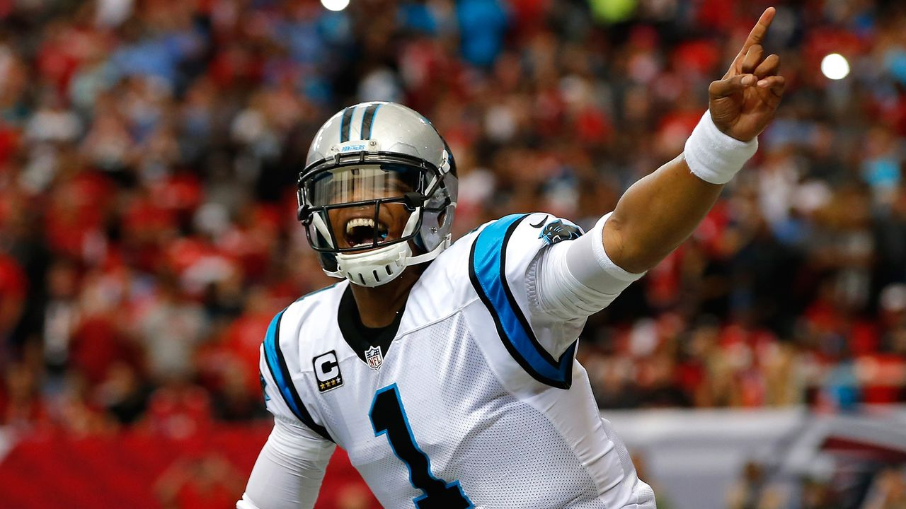 Carolina Panthers: Cam Newton (QB) - Bildquelle: Getty