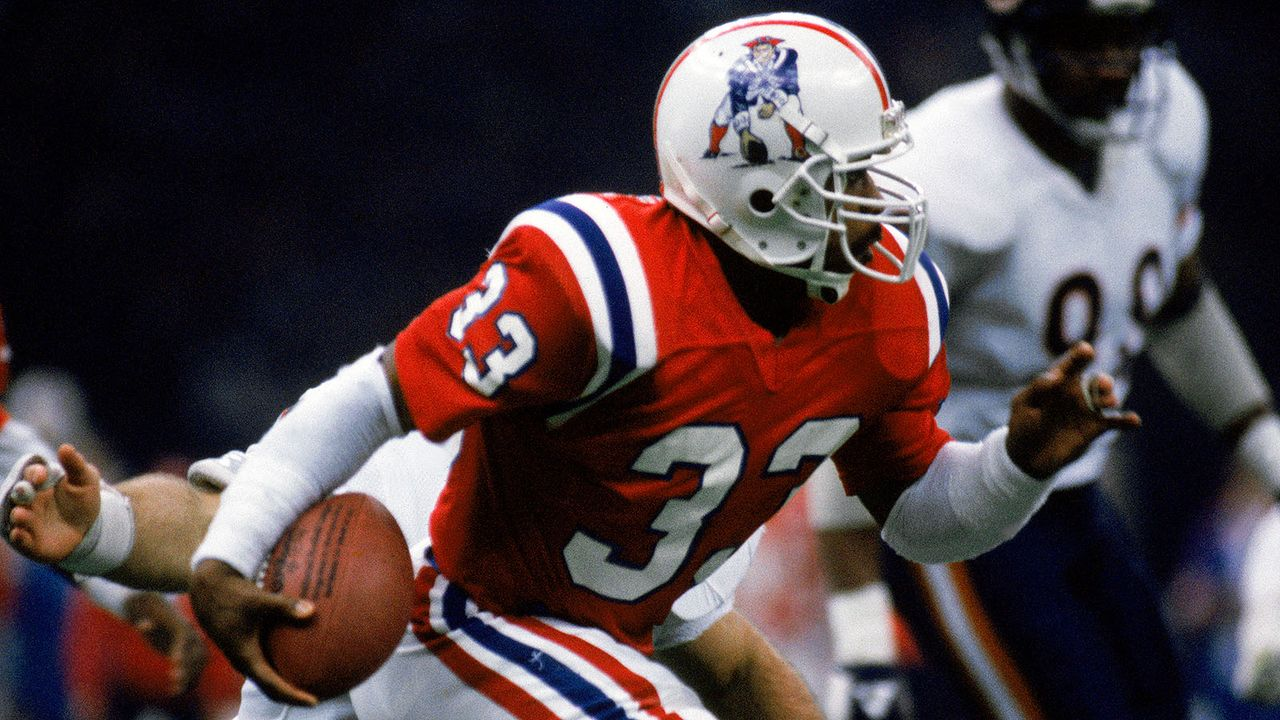 Tony Collins (Running Back, Indianapolis Colts): Zwei Jahre - Bildquelle: 1986 Getty Images