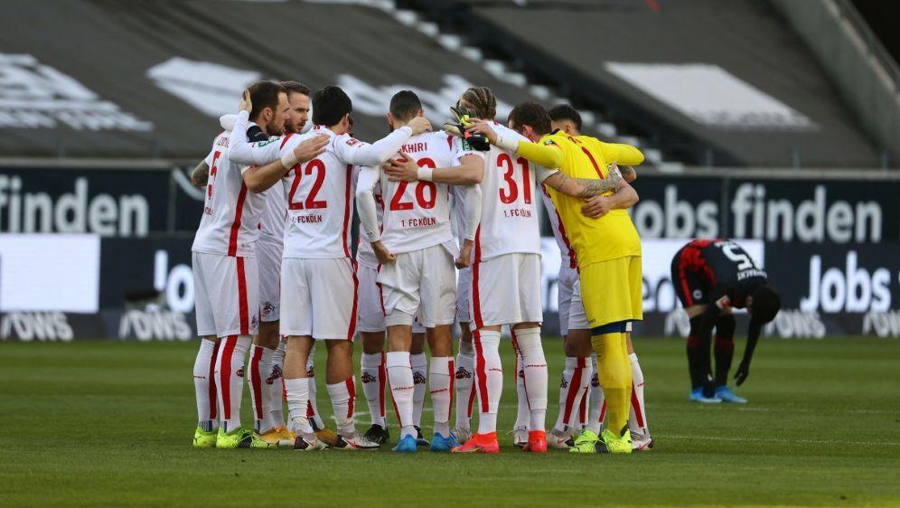 Profis des 1. FC Köln verzichten auf Teile ihres Gehalts - Bildquelle: POOL  AFPSIDKAI PFAFFENBACH