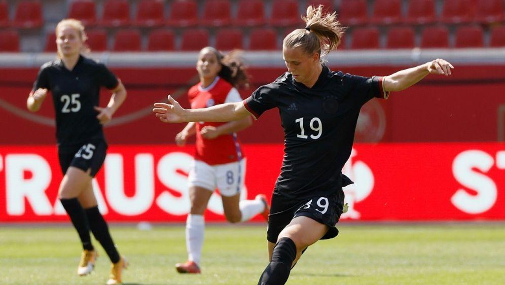 Frauen-Nationalteam: Dokumentation für mehr Sichtbarkeit - Bildquelle: FIROFIROSID