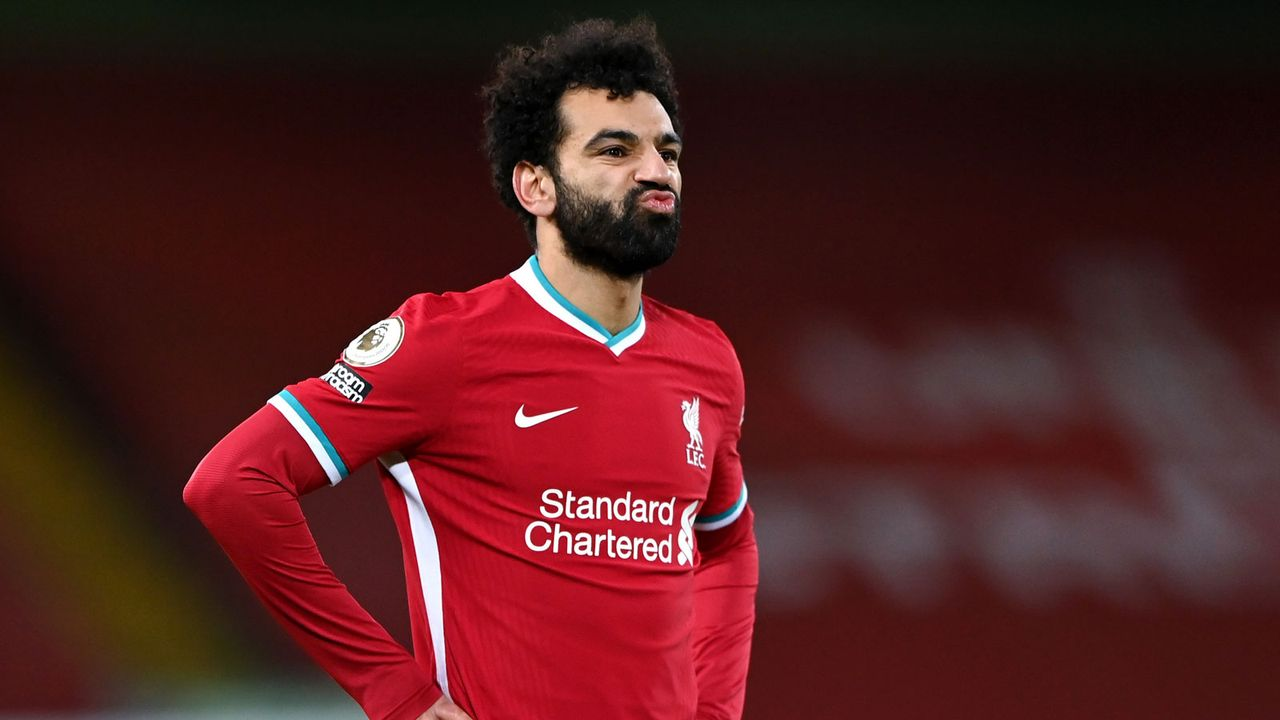 Mohamed Salah (FC Liverpool) - Bildquelle: Getty Images