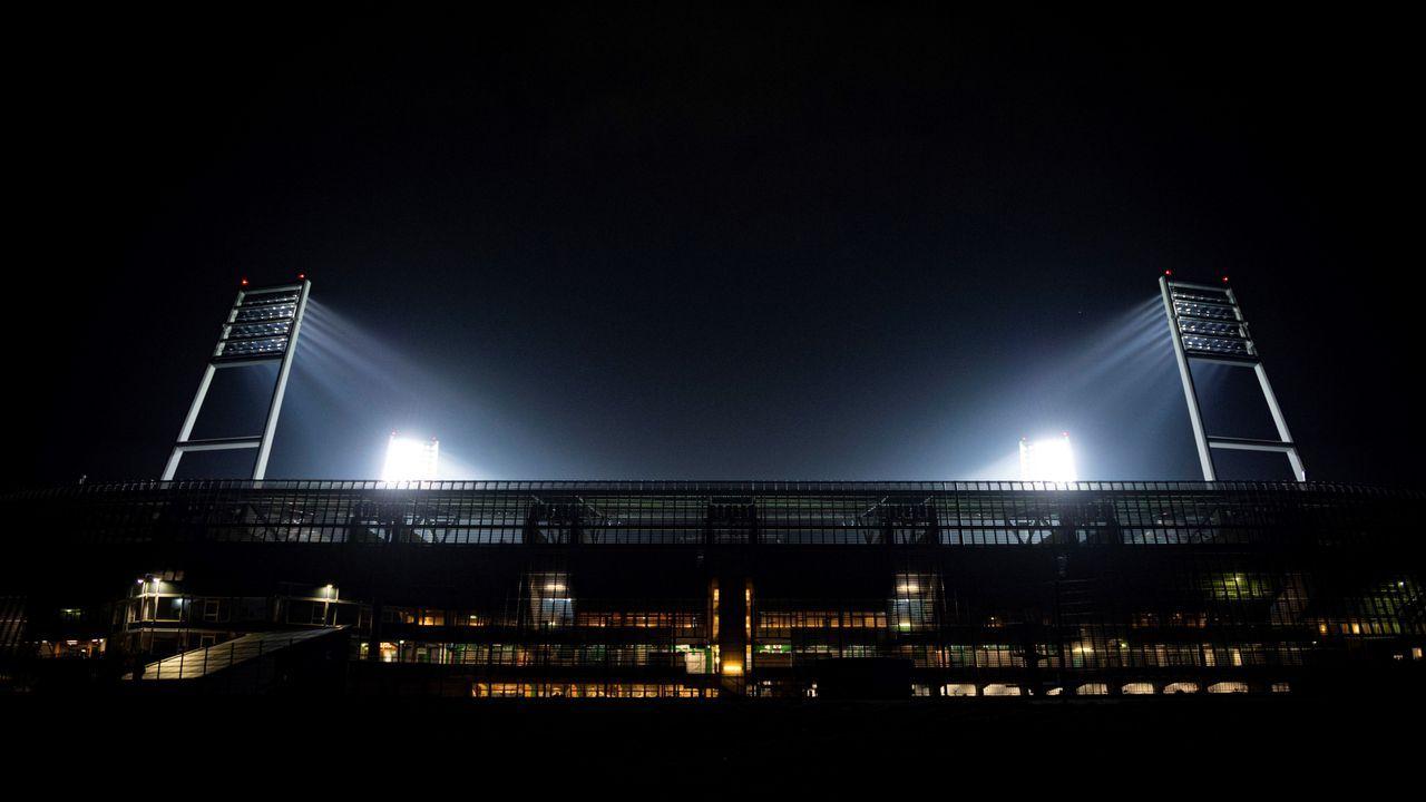 Platz 7: Werder Bremen - Bildquelle: imago images/Kirchner-Media