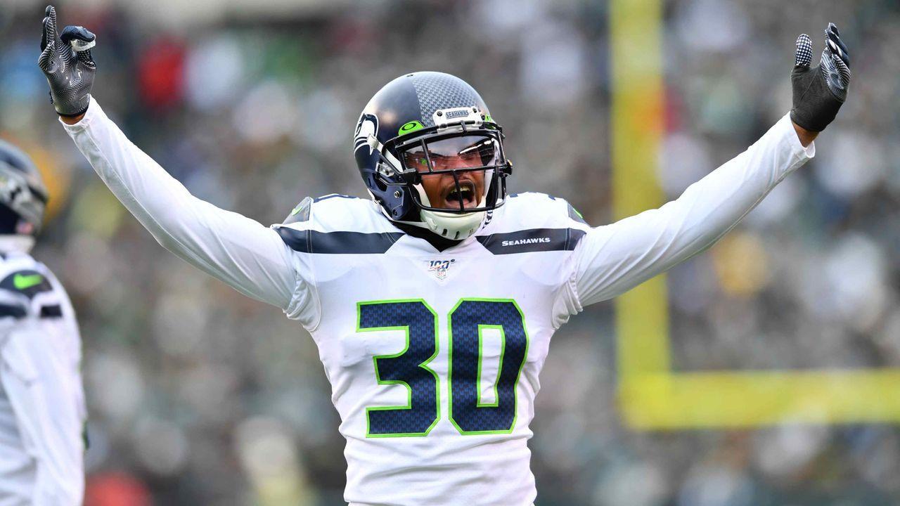 Platz 8: Bradley McDougald (Seattle Seahawks) - Bildquelle: imago