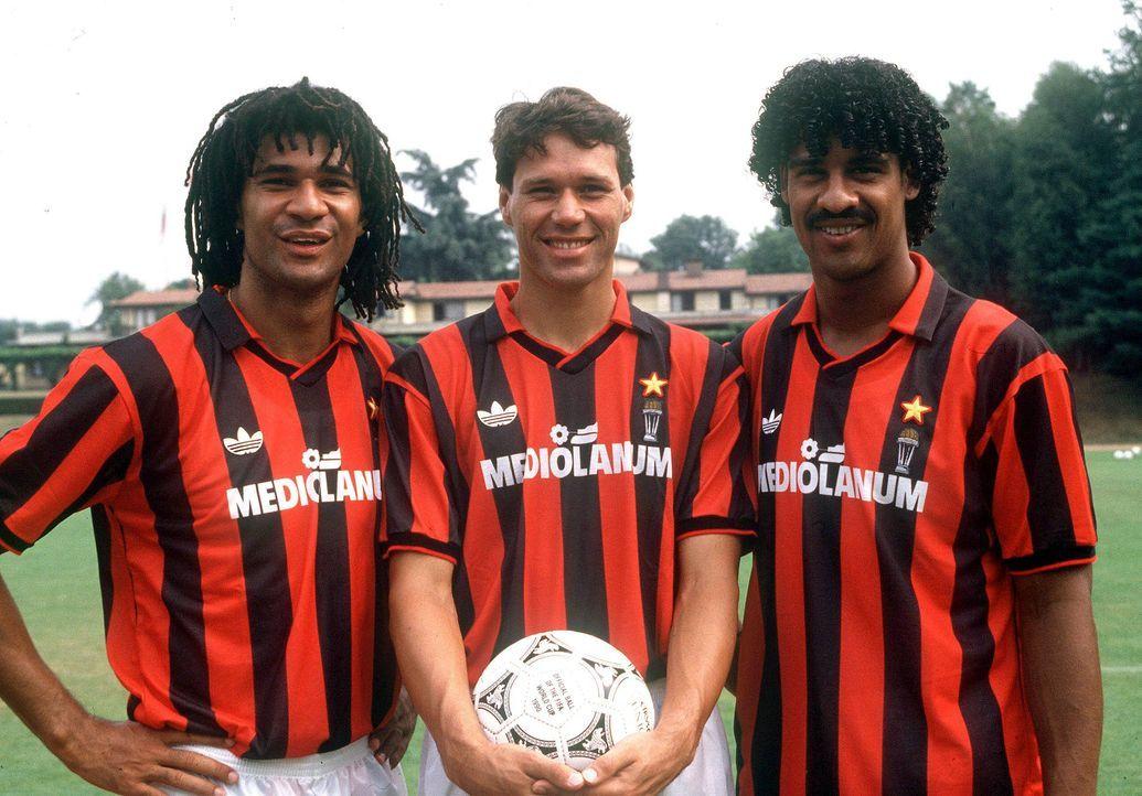 Italien: AC Mailand 1991/92  - Bildquelle: imago sportfotodienst