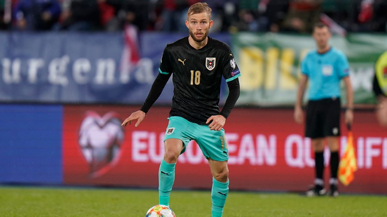 Konrad Laimer (RB Leipzig) - Bildquelle: 2019 Getty Images