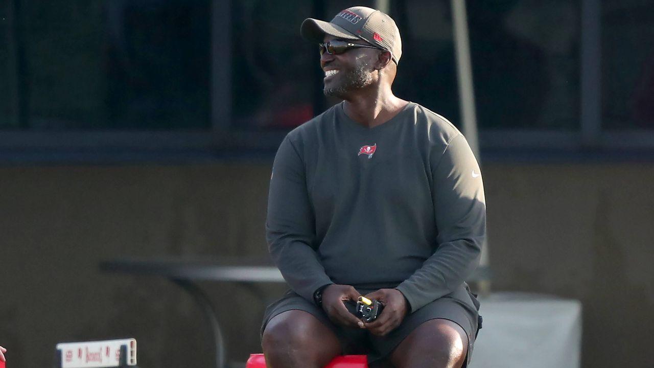Todd Bowles (Defensive Coordinator - Tampa Bay Buccaneers) - Bildquelle: imago images/Icon SMI