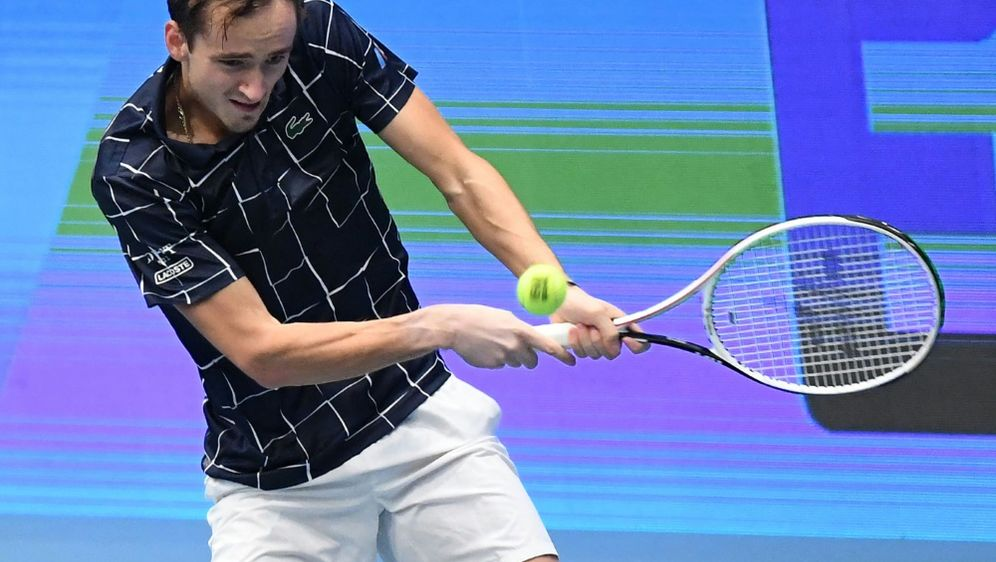 Daniil Medwedew kann nicht am Tennis-Masters teilnehmen - Bildquelle: APAAFPSIDHELMUT FOHRINGER