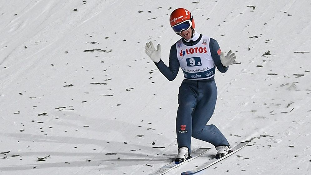 Platz neun für Stephan Leyhe in Sapporo - Bildquelle: AFPSIDJanek SKARZYNSKI