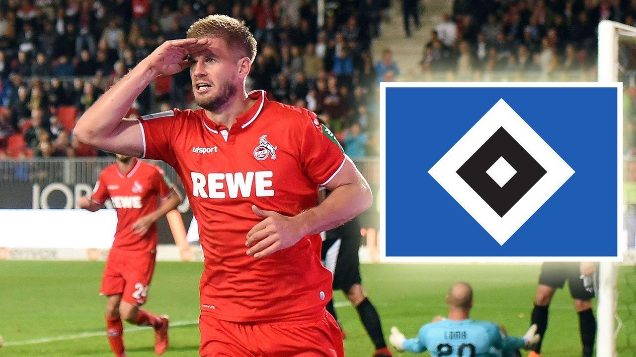 Simon Terrode (1. FC Köln) - Bildquelle: imago