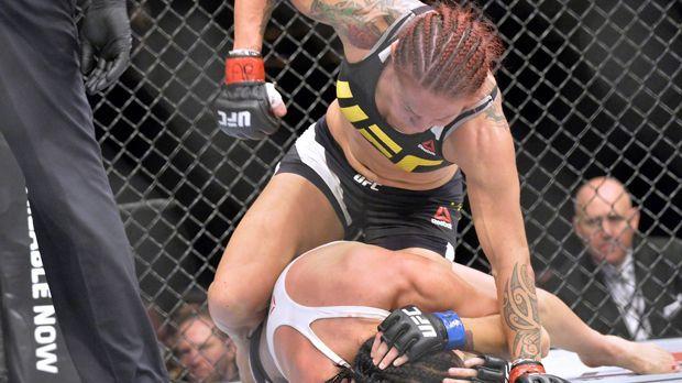 Vor UFC 222: So tickt Cris Cyborg - Bildquelle: imago/Bildbyran
