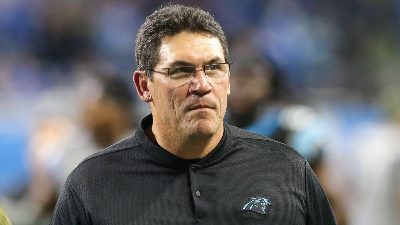 Ron Rivera (Carolina Panthers) - Bildquelle: imago/Icon SMI