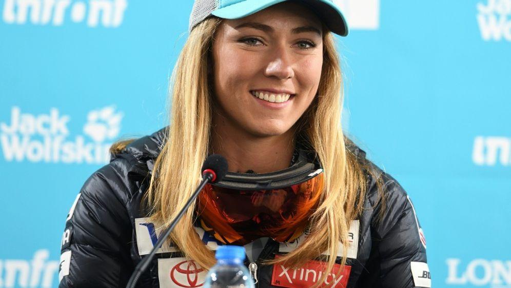 In dieser Saison mit 17 Weltcup-Siegen: Mikaela Shiffrin - Bildquelle: PIXATHLONPIXATHLONSID
