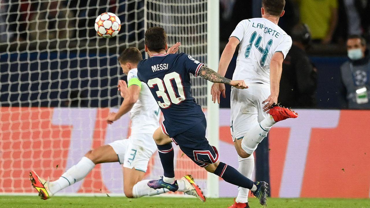 Lionel Messi (Paris Saint-Germain) - Bildquelle: 2021 Getty Images
