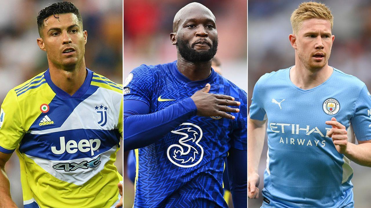 Top 10: Die Bestverdiener in der Premier League - Bildquelle: Getty Images